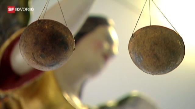 Videobeitrag von 10vor10 vom 06.12.2011