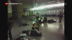 Video «Selbstmordanschlag in Manchester» abspielen