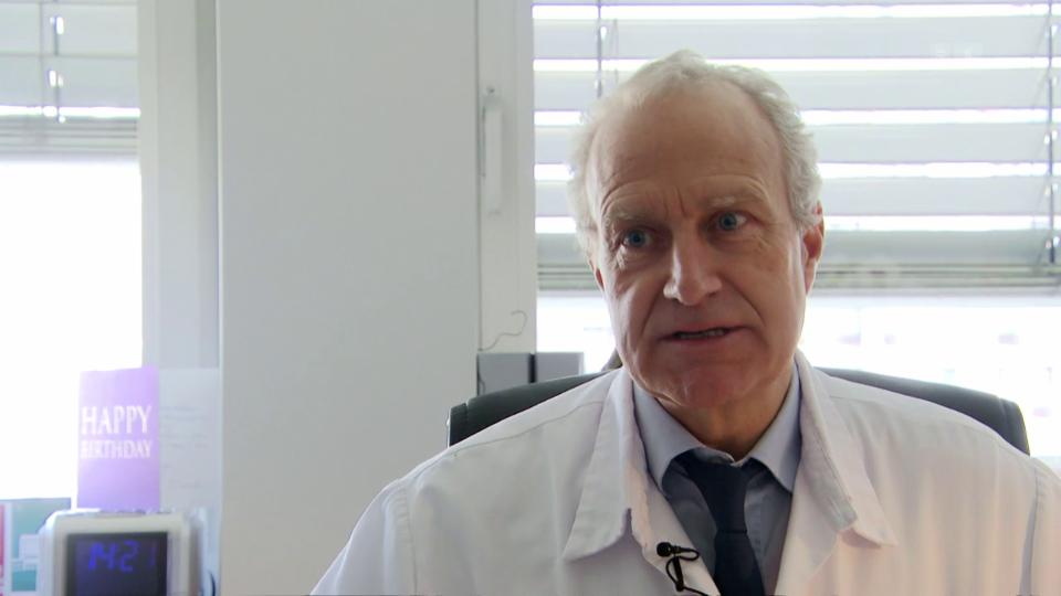 Francois Mach, Hauptautor der ESC-Leitlinie: «Aber zum Glück! Es ist eine Zwecksheirat!»