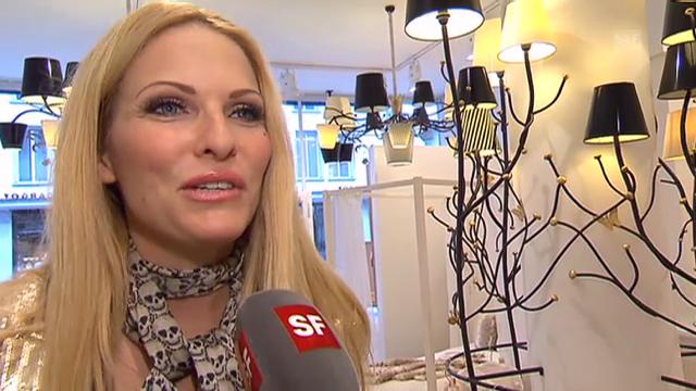 Sonya Kraus über ihr Mutter-Dasein