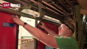 Video «In den Werkstätten fehlen Techniker» abspielen