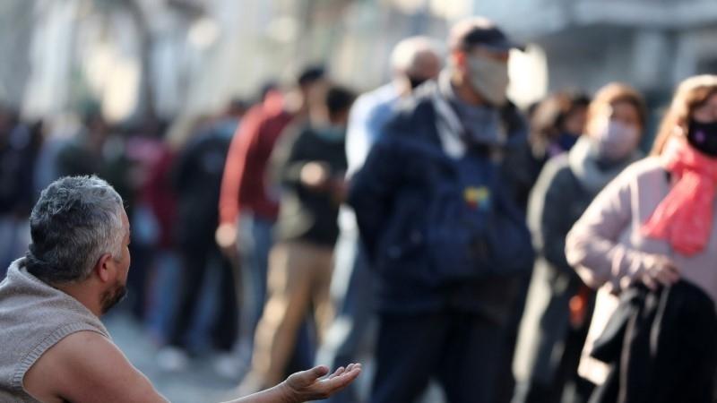 Argentinien: Zehntausende protestieren gegen Armut.