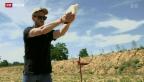 Video «Pistolen aus dem 3D-Drucker» abspielen