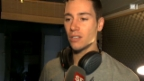 Video «Schweizer Olympia-Hoffnungen – Teil 1: Fabian Kauter» abspielen