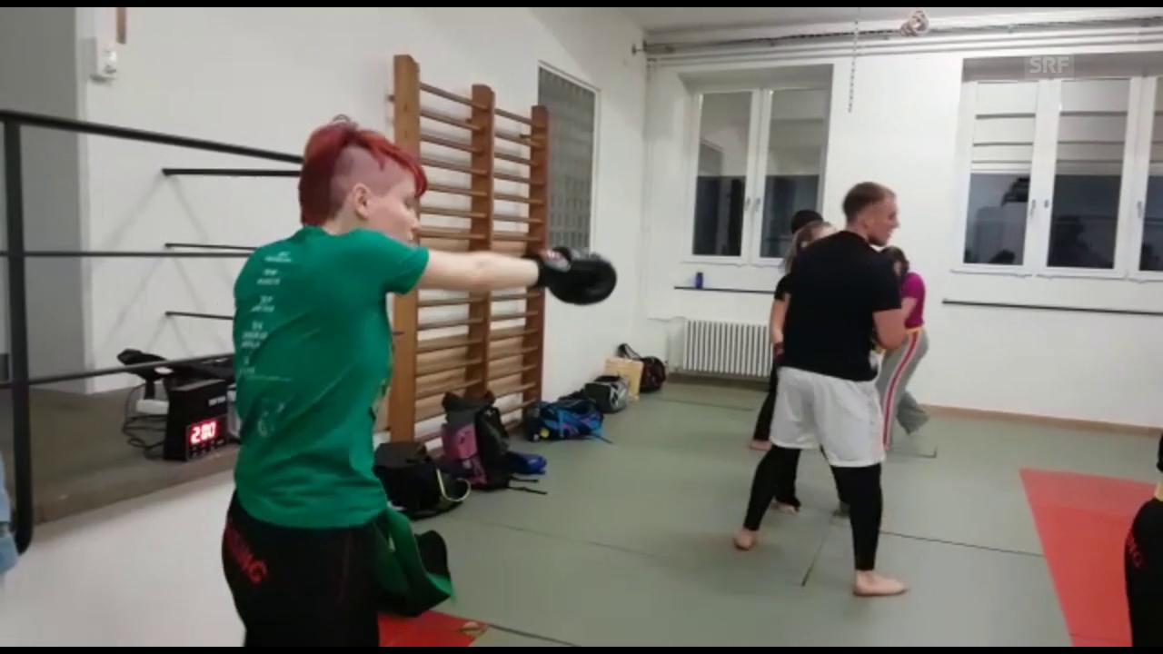 Kickboxing Basel