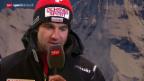 Video «Ski alpin: Défago im Gespräch - Teil 1» abspielen