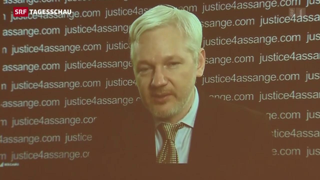 Julian Assange erhält Rückendeckung von der UNO