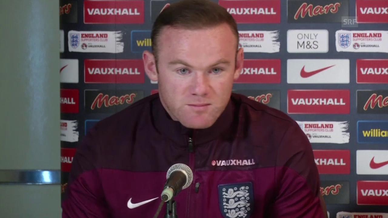 Fussball: Freundschaftsspiel England - Frankreich, Quote Rooney