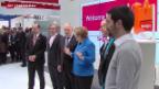 Video «Schneider-Ammann besucht Cebit in Hannover» abspielen