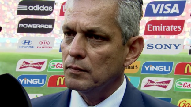 Video «Fussball: Interview mit Ecuador-Coach Reinaldo Rueda» abspielen