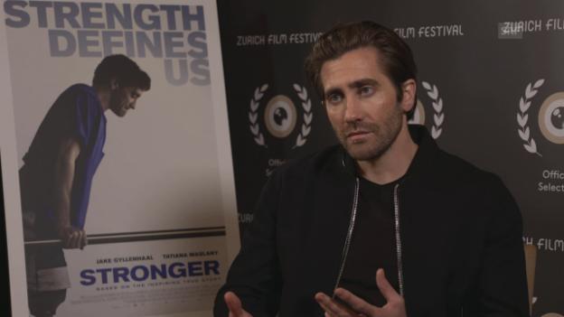 Video «Jake Gyllenhaal am ZFF» abspielen