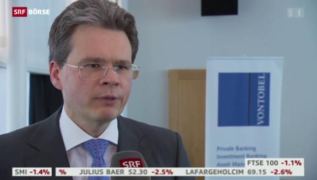 Video «SRF Börse vom 27.07.2015» abspielen