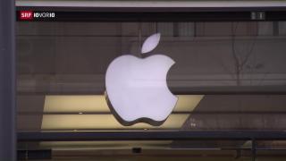 Video «FOKUS: Der Kultkonzern Apple als Ersatzreligion» abspielen