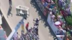 Video «Der letzte Kilometer (Live-Übertragung)» abspielen