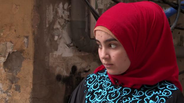 Video «Die syrische Kindsbraut» abspielen