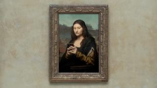 Video «Bilder allein zuhaus: Mona Lisa (24/30)» abspielen