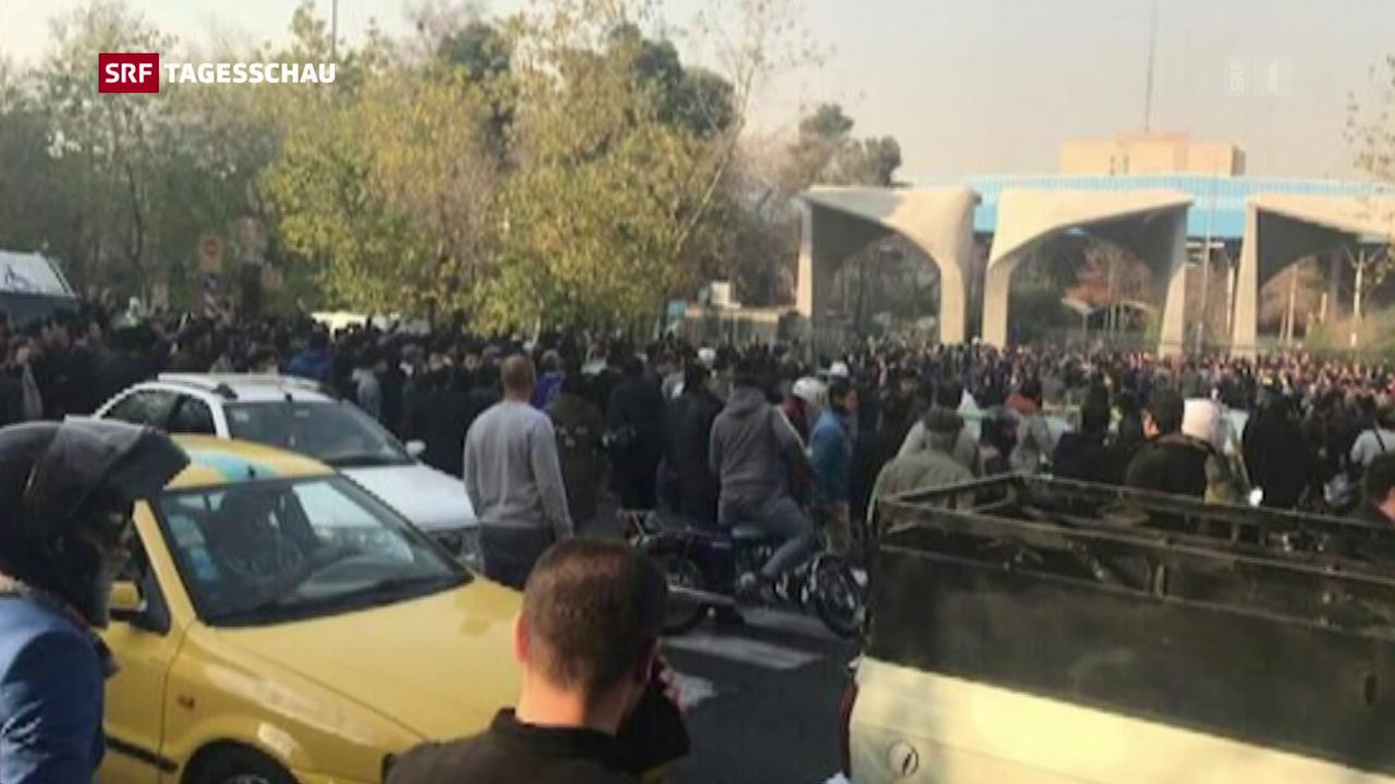 Tote bei Protesten gegen iranische Regierung