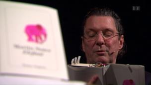 Video «Martin Suter über Inspiration und seine Leser» abspielen