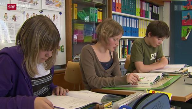 Video «On parle français» abspielen
