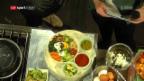 Video «Koreanisch Kochen: Bibimbap» abspielen