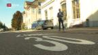 Video «Kontroverse um Tempo 30» abspielen