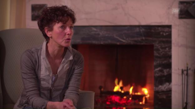 Video «Schattenporträt: Auf den Spuren von Lara Gut» abspielen