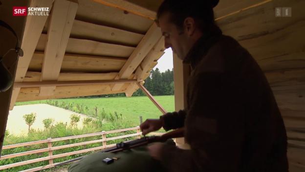 Video «Schweiz aktuell vom 09.06.2015» abspielen