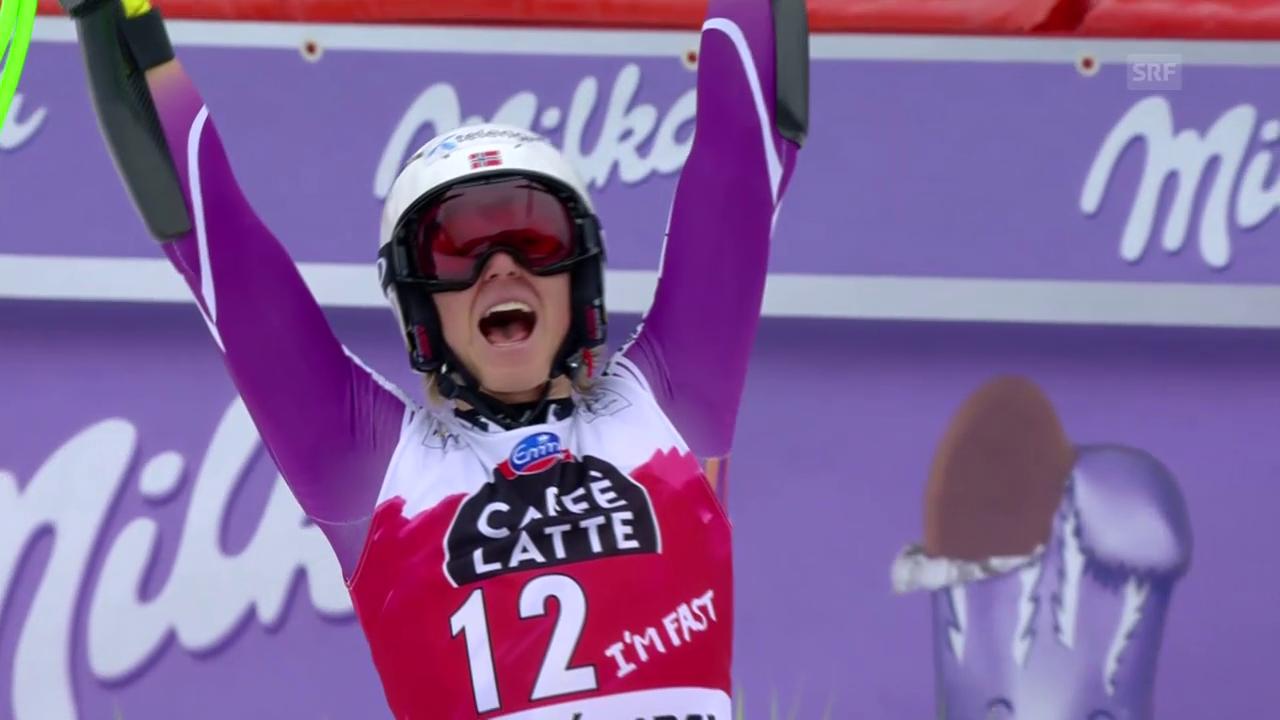 Ski: Weltcup-Finale in Meribel, Zusammenfassung Riesenslalom der Männer