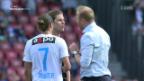 Video «Zusammenfassung FC Thun - GC» abspielen