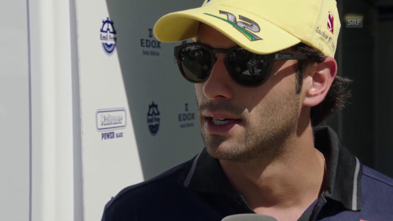 Interview mit Felipe Nasr (englisch)