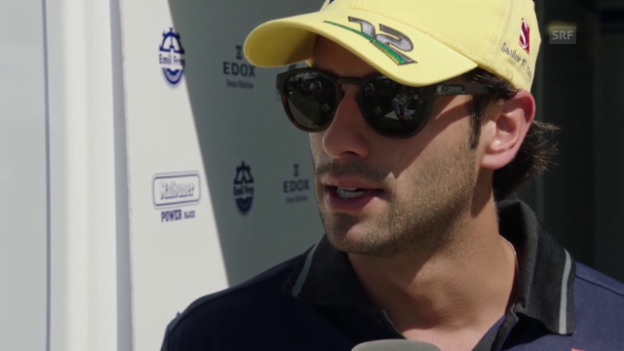 Video «Interview mit Felipe Nasr (englisch)» abspielen