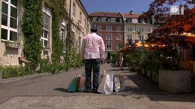 Video «Einkaufstaschen im Test: Nur eine ist sackstark» abspielen