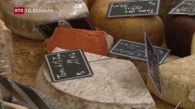 Laschar ir video «Ina tura culinarica a Paris»