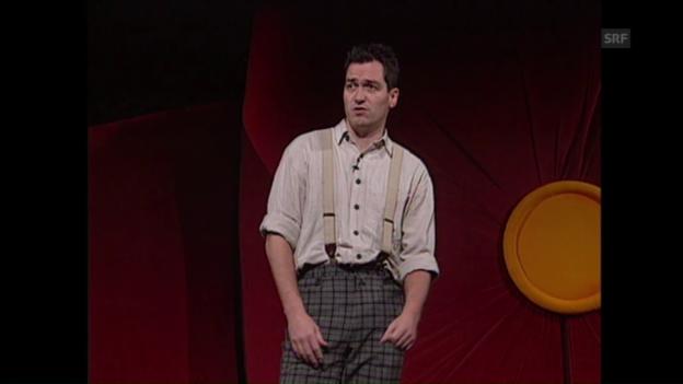 Video «Dieter Nuhr (1996)» abspielen