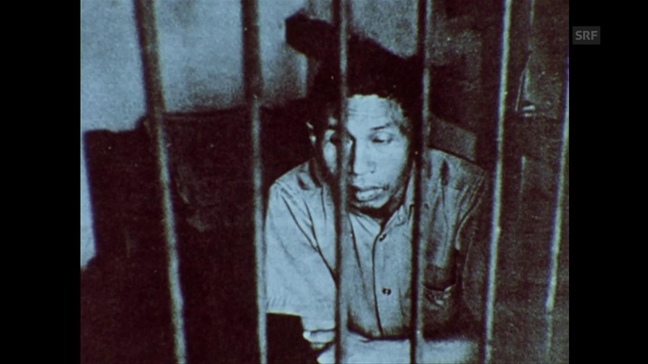 Friedensnobelpreis Amnesty International (Rundschau, 13.10.77)
