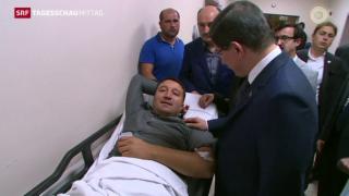 Video «Noch mehr Opfer in der Türkei» abspielen
