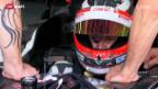 Video «Formel 1: Das Team Sauber vor dem GP Malaysia» abspielen