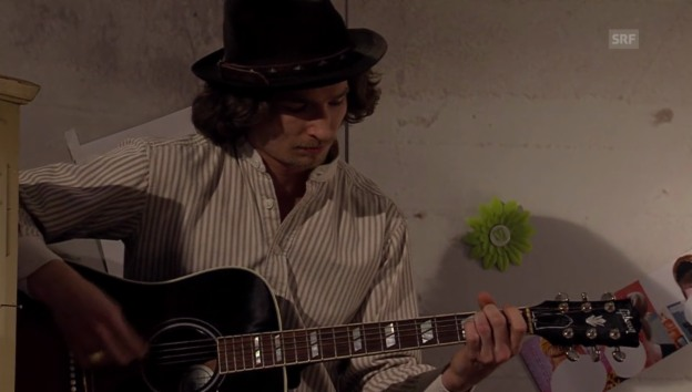 Video «Iouri jault: Podladtchikovs Auftritt als Troubadour» abspielen