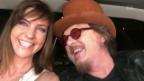 Video «Ein italienischer Superspar mit Annina Frey in der Limo» abspielen