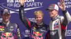 Video «Qualifying GP Italien («sportaktuell»)» abspielen