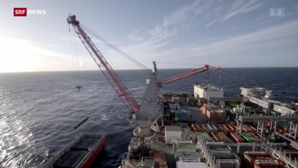 Nord Stream 2: USA und Deutschland erzielen Durchbruch