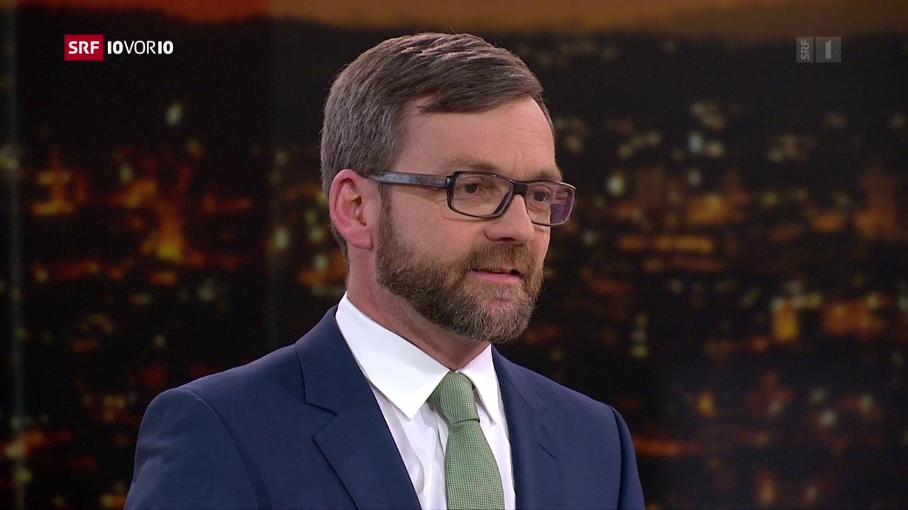 Die Einschätzung von USA-Korrespondent Peter Düggeli