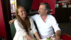 Video «Karina Berger und Thomas Russenberger: 25 Jahre Liebe» abspielen