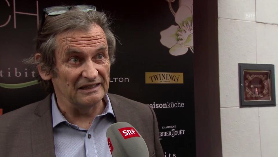 Max Rüdlinger über seine Rolle in «Der Koch».