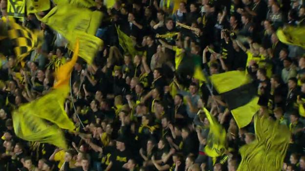 Video «Fussball: YB, das Auf und Ab in der Saison 2014/15» abspielen