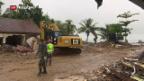 Video «Opferzahl nach Tsunami weiter angestiegen» abspielen