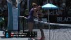 Video «Die entscheidenden Szenen bei Golubic - Pliskova» abspielen