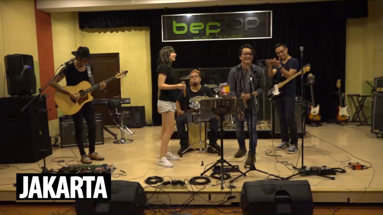 Billie Jean in Jakarta