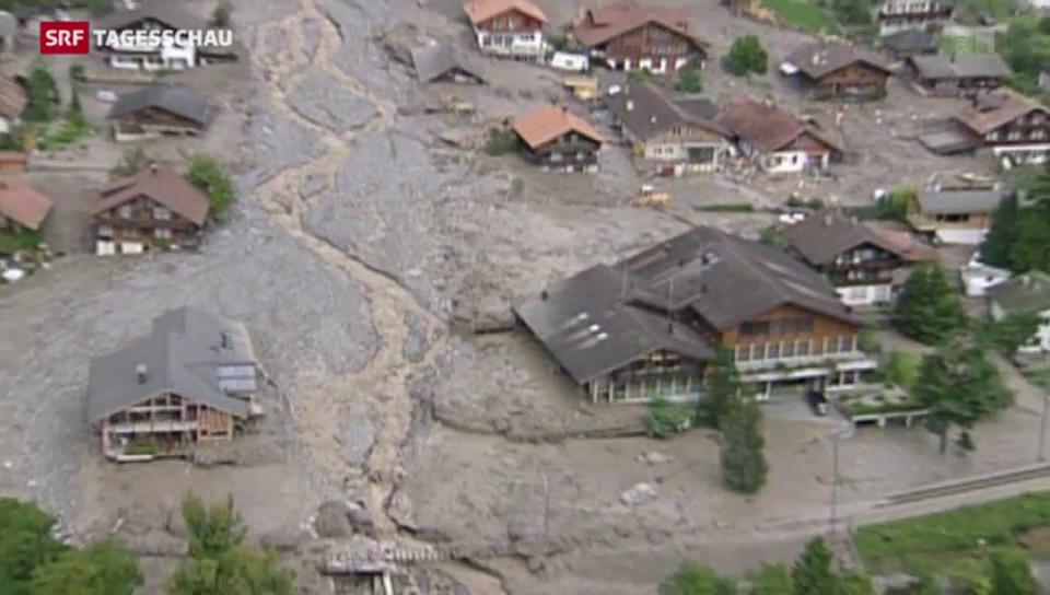 10 Jahre nach dem Hochwasser