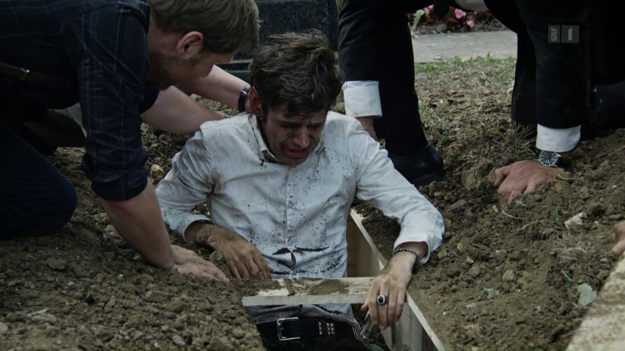 Fabio steigt aus dem Grab